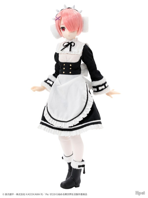 PureNeemo Re: Life in another world from scratch OVA Ram-Garage Kit Dolls