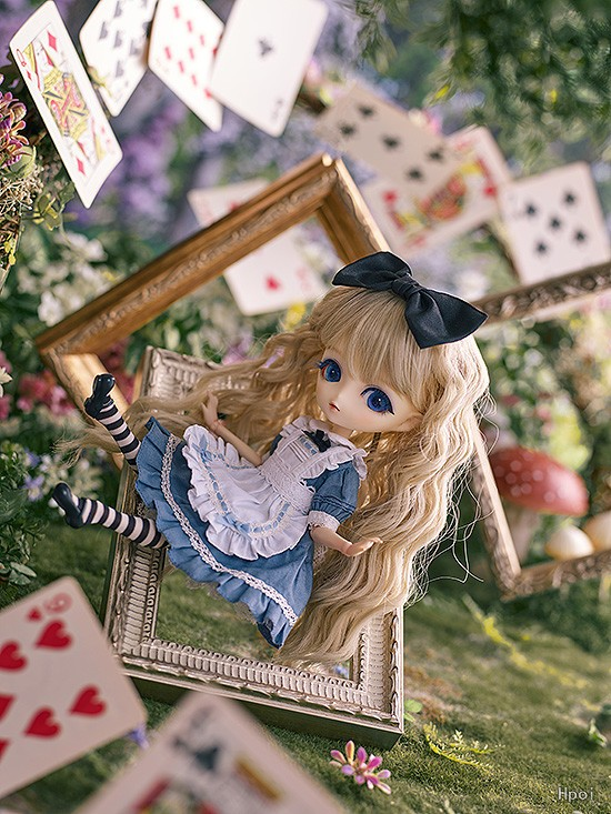 Harmonia bloom ALICE A-Garage Kit Dolls