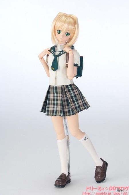 Dollfie Dream AKIRA 2nd ver.-Garage Kit Dolls