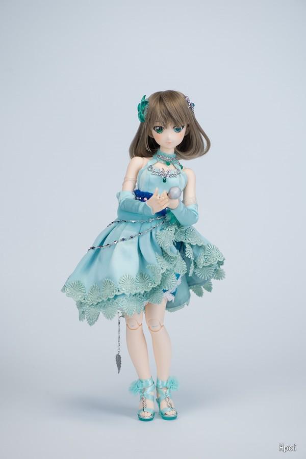 Douren's Figures The Idolmaster Cinderella Girl Kaede Takagaki-Garage Kit Dolls