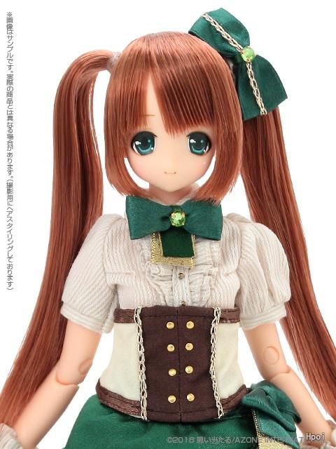 PureNeemo Azone direct store ver.-Garage Kit Dolls