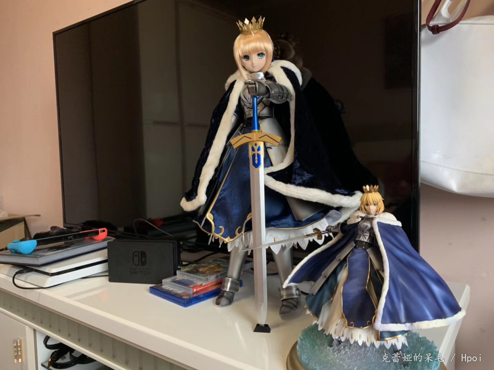 Dollfie Dream Fate/Grand Order Saber-Garage Kit Dolls