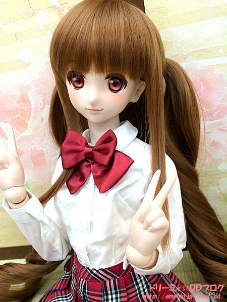 Dollfie Dream Macross F Orchid Lee-Garage Kit Dolls