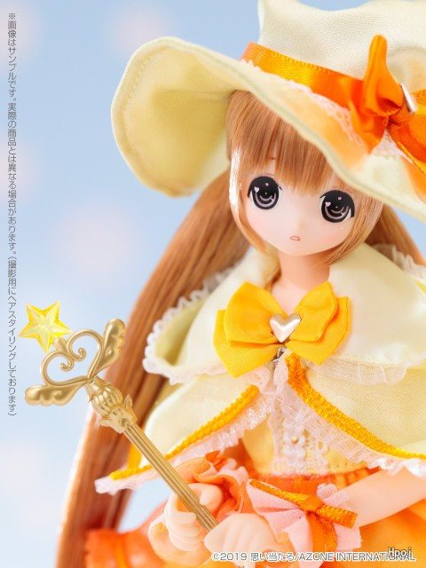 Ex☆Cute Family – PureNeemo – Chiika-Garage Kit Dolls