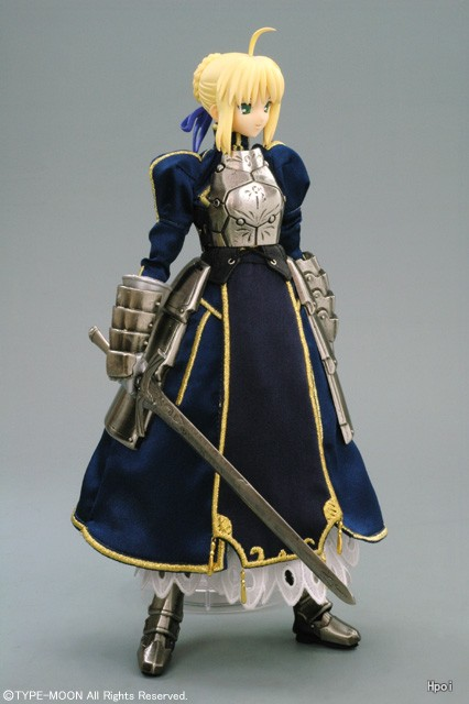AZONE Comprehensive Action Figure Series 19 Fate/hollow ataraxia Saber ver. 2-Garage Kit Dolls