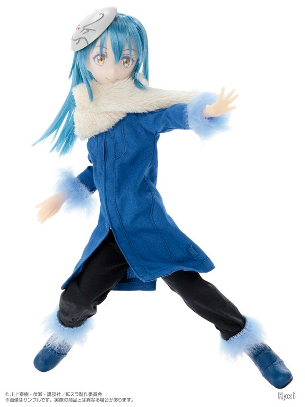 Asterisk Collection Series No.016 About me being reincarnated as a slime Limru Tempest-Garage Kit Dolls