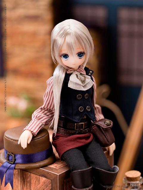 PureNeemo Azone Direct Store Sales ver.-Garage Kit Dolls