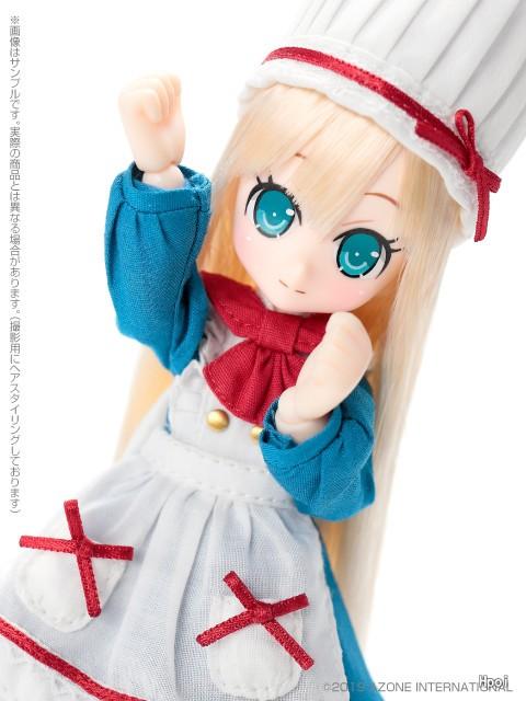 Picconeemo Chiisana Otetsudai-san-Garage Kit Dolls