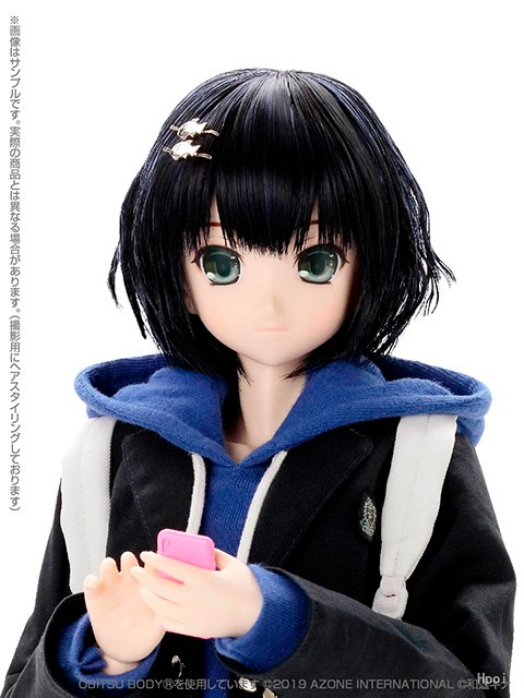 AZONEOriginalDoll Kazuharukakina Gakkou Seifuku Collection-Garage Kit Dolls
