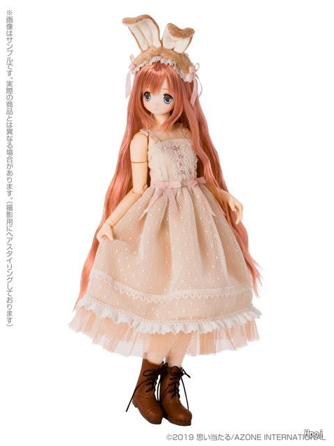 Ex☆Cute Family-PureNeemo-Raili Alice's Tea Party March Rabbit-Garage Kit Dolls