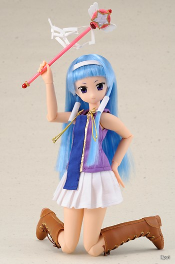 PureNeemo Shinnaga-Garage Kit Dolls