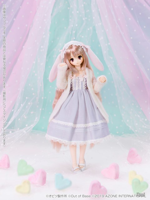 Azone Direct Store Sales ver.-Garage Kit Dolls