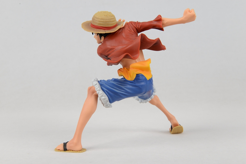 Evaluation:The first One Piece Luffy in the MAXIMATIC series-Garage Kit Dolls