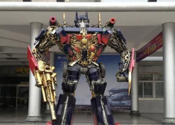 Transformers brand and the status quo of Chinese culture-Garage Kit Dolls