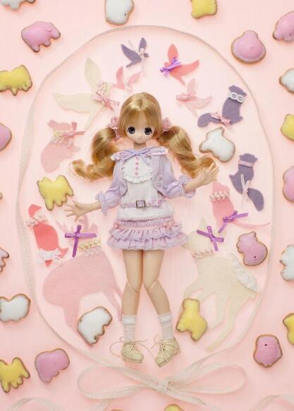 PureNeemo Romantic Girly! III-Garage Kit Dolls